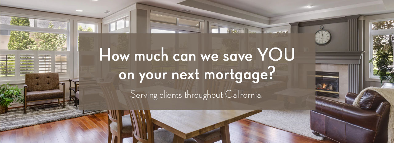 Independent Mortgage Broker in California