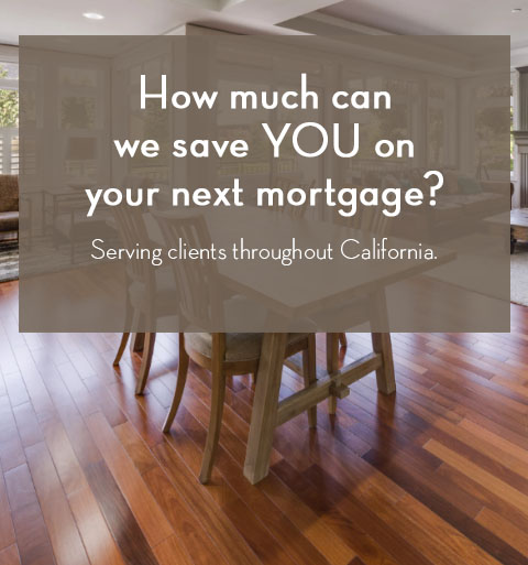 How much can we save you on your next mortgage?