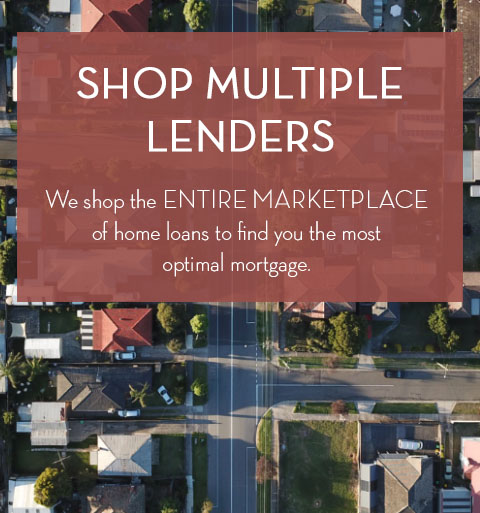 Shop Multiple Lenders